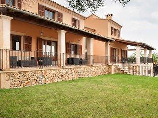 6 bedroom Villa in Son Carrio, Balearic Islands, Spain : ref 5506530