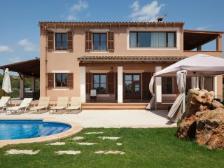 4 bedroom Villa in Son Carrio, Balearic Islands, Spain : ref 5506529