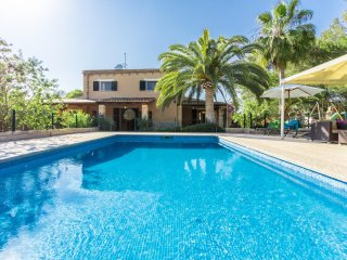 4 bedroom Villa in Son Carrió, Balearic Islands, Spain : ref 5506528