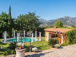 5 bedroom Villa in Palmanyola, Balearic Islands, Spain : ref 5506503
