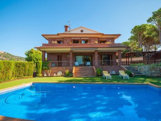 4 bedroom Villa in Lloret de Mar, Catalonia, Spain : ref 5506402