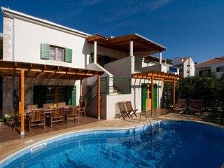 4 bedroom Villa in Hvar, Splitsko-Dalmatinska Zupanija, Croatia : ref 5506345