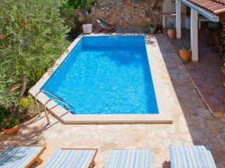 5 bedroom Villa in Supetar, Splitsko-Dalmatinska Zupanija, Croatia : ref 5506344
