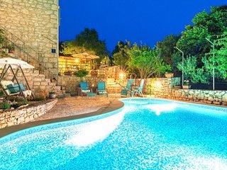 3 bedroom Villa in Milna, Splitsko-Dalmatinska Županija, Croatia : ref 5506326