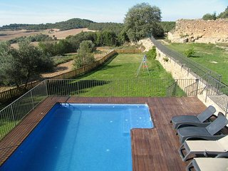5 bedroom Villa in Montmajor, Catalonia, Spain : ref 5506288