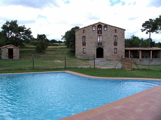 4 bedroom Villa in Montmajor, Catalonia, Spain : ref 5506283