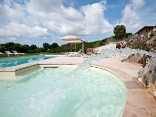 4 bedroom Villa in Lano, Tuscany, Italy : ref 5506279