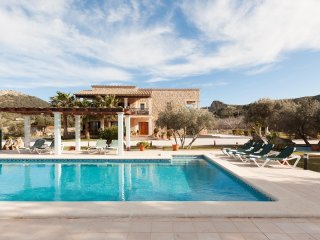 5 bedroom Villa in es Barcarès, Balearic Islands, Spain : ref 5506275