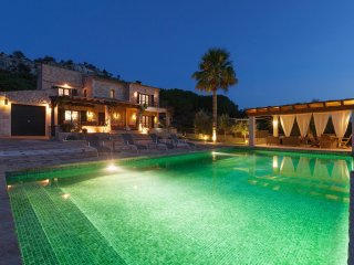 4 bedroom Villa in Playa de Muro, Balearic Islands, Spain : ref 5506273