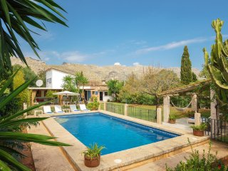 4 bedroom Villa in Pollença, Balearic Islands, Spain : ref 5506267