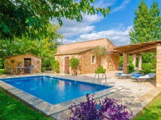 2 bedroom Villa in Algaida, Balearic Islands, Spain : ref 5506260