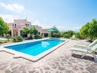2 bedroom Villa in Maria de la Salut, Balearic Islands, Spain : ref 5506251