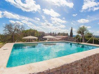 3 bedroom Villa in Sant Llorenc des Cardassar, Balearic Islands, Spain : ref 550