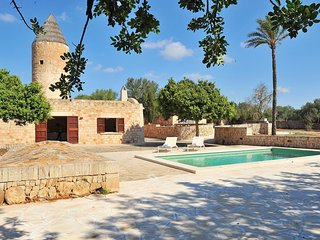 2 bedroom Villa in es Llombards, Balearic Islands, Spain : ref 5506242