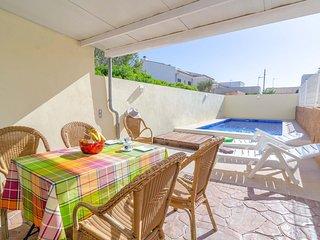 2 bedroom Villa in s'Estanyol de Migjorn, Balearic Islands, Spain : ref 5506236