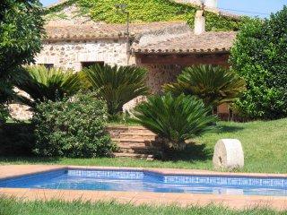4 bedroom Villa in Vall-Llobrega, Catalonia, Spain : ref 5506107