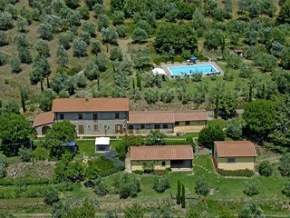 6 bedroom Villa in Farinaio, Tuscany, Italy : ref 5506004