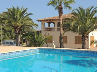 5 bedroom Villa in Can Picafort, Balearic Islands, Spain : ref 5505997