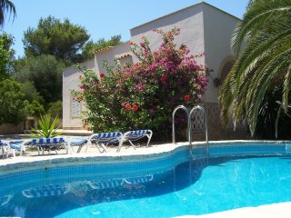 2 bedroom Villa in Cala Murada, Balearic Islands, Spain : ref 5505987