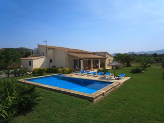 3 bedroom Villa in Port de Pollenca, Balearic Islands, Spain : ref 5505968