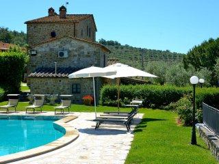 5 bedroom Villa in Fonte Sant'Angelo, Umbria, Italy : ref 5505918