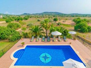 4 bedroom Villa in Cas Concos, Balearic Islands, Spain : ref 5505582