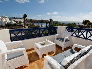 1a Linea Coloradas Playa. Amplia y luminosa villa a solo 20 metros de la playa