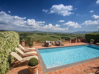 5 bedroom Villa in Fabbrica, Tuscany, Italy : ref 5505453