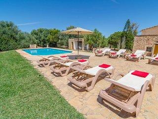 4 bedroom Villa in Cas Concos, Balearic Islands, Spain : ref 5505236