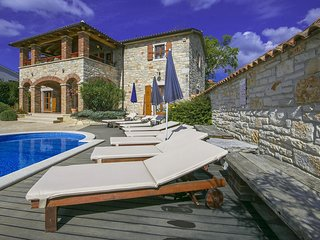 4 bedroom Villa in Baderna, Istria, Croatia : ref 5505210