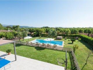 5 bedroom Villa in Buger, Balearic Islands, Spain : ref 5505154