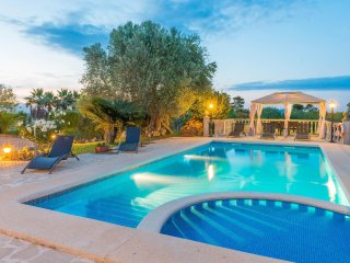 4 bedroom Villa in Santa Margalida, Balearic Islands, Spain : ref 5505146