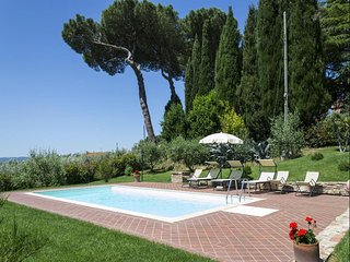 2 bedroom Villa in La Villa-Farneta, Tuscany, Italy : ref 5505116