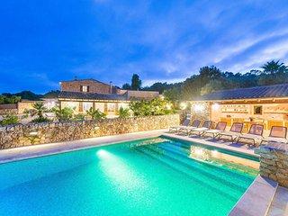 5 bedroom Villa in Ullaro, Balearic Islands, Spain : ref 5505087