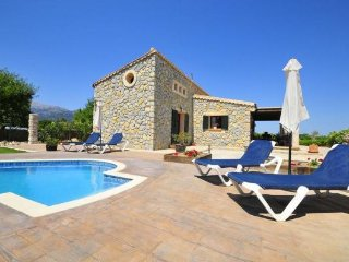 2 bedroom Villa in Inca, Balearic Islands, Spain : ref 5505080