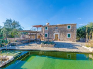 4 bedroom Villa in Manacor, Balearic Islands, Spain : ref 5504852