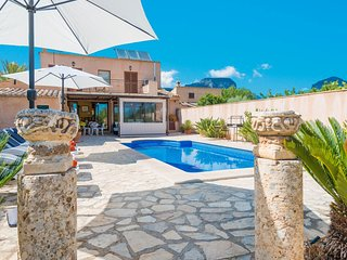 3 bedroom Villa in Alaro, Balearic Islands, Spain : ref 5504825