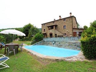 9 bedroom Villa in Cortona, Tuscany, Italy : ref 5490384