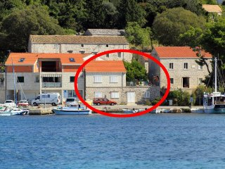 Three bedroom apartment Lumbarda, Korcula (A-9173-a)