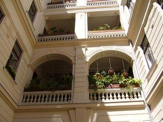 Quiet Budapest Apartment