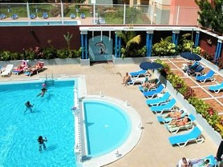 Playa Las Vistas One Bedroom Studio Apartment & Balcony