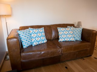 Sofa - convertible into bed