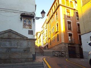 Apartamento acogedor en el centro de Granada.