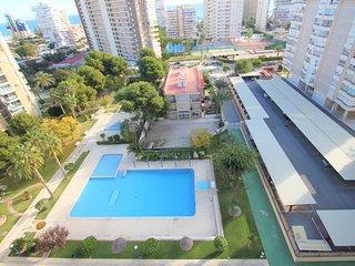 Apartamento en la Playa de San Juan Alicante. Urb. Portobello