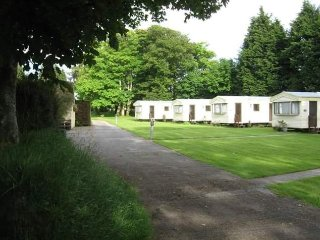 Caravan 3 on small friendly quiet site near all Pembrokeshire has to offer