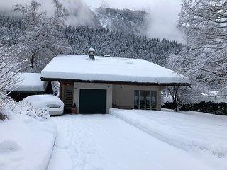Chalet close to Chamonix Centre