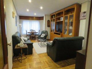 Acogedor apartamento para cuatro en Burgos