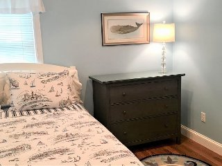 PET-FRIENDLY NEAR COOKSBROOK BEACH ON CAPE COD BAY WITH CENTRAL A/C!