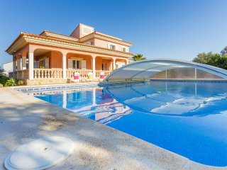 Villa 1 near Badia Blava with private pool