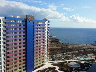 fantastico apartamento con vista oceano